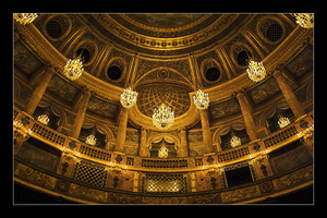The Opera House at Versailles by the-beatnik