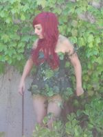 Poison Ivy at Stockton-Con by LoneWHunt