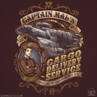 Capt Mals Cargo Delivery by Bamboota