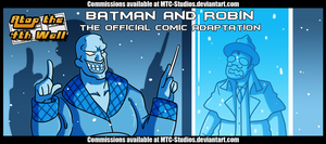 AT4W: Batman and Robin by DrCrafty