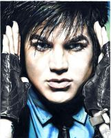 Hand in Hand - Adam Lambert by sunshinerin