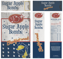 Sugar Apple Bombs Box by fancycat2008