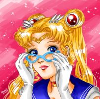 Sailor Moon Crystal by ArtsyVana