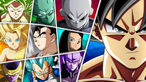 Dragon Ball Super 1 Hour Special Collab by SaoDVD