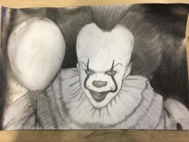 Pennywise the Dancing Clown by MasterZ1231