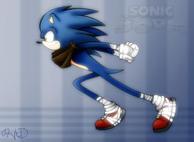 Sonic Boom by HollowXDreams