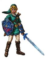 Link Bead Sprite - TP Style by DrOctoroc