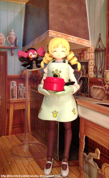 Cooking with Mami by Inverted-Jabberwocky