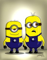 Minions by D-Stone