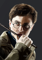 Harry Potter by MarkAndrewNeilson
