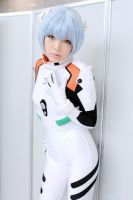 Evangelion - Rei by AsturCosplay