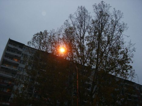 Block of flats by szklo