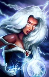 Storm by MelodyNieves