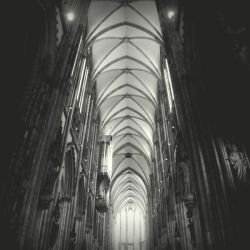 Cologne Arches by lostknightkg