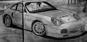Porsche by natiwar02