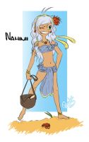 Nahinii First Ref. by Pascalou