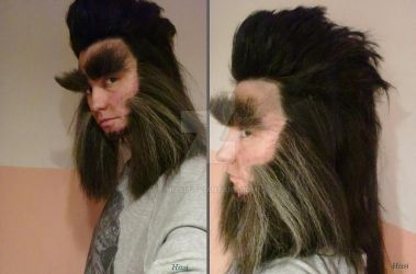 Beorn make-up test by hizsi