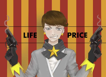 Life Price by Xinged