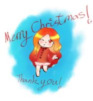 MERRY CHRISTMAS!!!! by briethebee