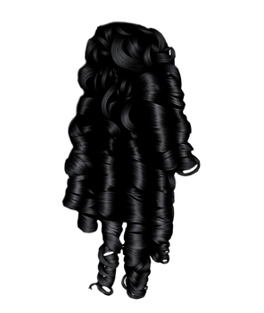 Gothic Ringlets by hellonlegs