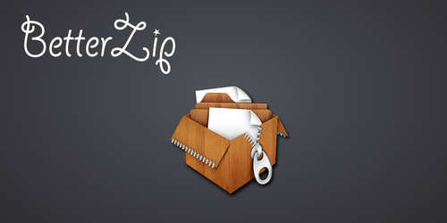 Betterzip Wooden Icon by TheRoaring20s