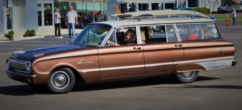 Ford Falcon surfer wagon by finhead4ever
