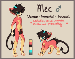 ALEC Reference Sheet by Griwi