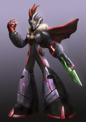 My Charater will join Megaman series! by TAKA-F