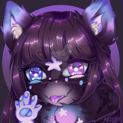 YCH COMMISSION FINISHED ICON #8 by AimyMoon