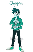 C - Chrysoprase by IcebergCabbage