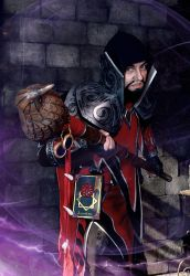 Medivh cosplay-2 by SargeCrys