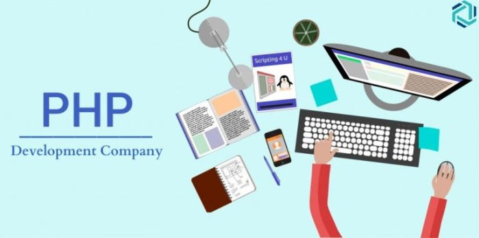 PHP Web Application Development Company in India by Kanhasoft