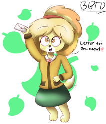Letter! by Bronybehindthedoor
