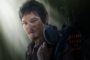 Daryl Dixon by Fexist