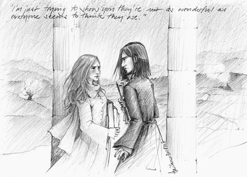 Potter_7_DH __Snape_Lily_Hogw by somelatevisitor