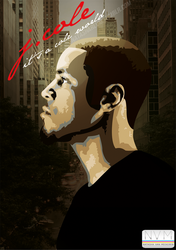J.cole Vector by LazyN
