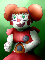 Circus Baby 2 by Rebexorcist