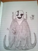 W.D. Gaster| *Greetings* by DraftMadman-X