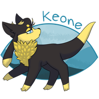 Keone's Reference Sheet! by stareorini