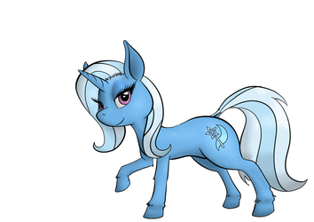 The Great and Powerful Trixie by DarkHestur