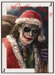 The Joker (colored version) by Entar0178