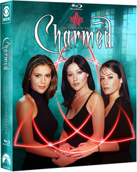Charmed Season 3 Blu-Ray Cover by ShiningAllure