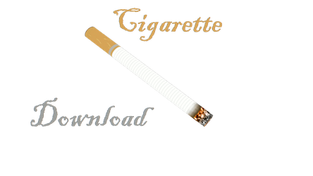[MMD] Cigarette by LoreneMMD