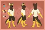 Commission: Kale reference by Foxhatart