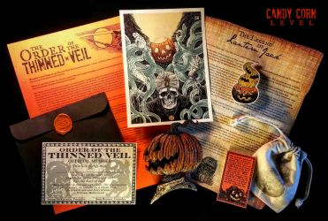 Order of the Thinned Veil- Candy Corn Level by JasonMcKittrick