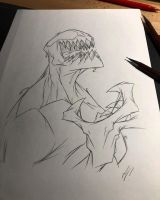 Carnage Pencil by Anny-D