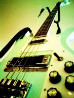 My Rickenbacker by ThatFreakThere94
