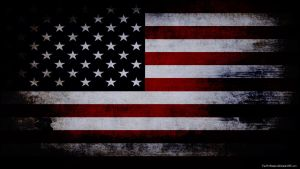 USA flag grunge wallpaper by The-proffesional