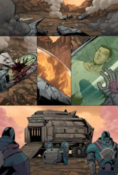 GOLGOTHA_Chapter 1 page 18 by BryanValenza