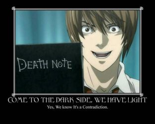 Death Note MP by D1g1tal-D3v1l